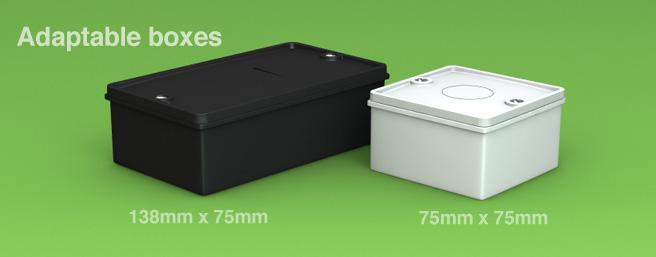 LSZH-FR Adaptable Box