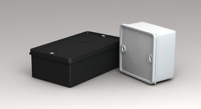 LSZH-FR HFT Electrical Box