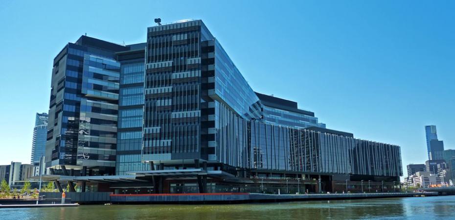 ANZ Docklands Evcco HFT Conduit