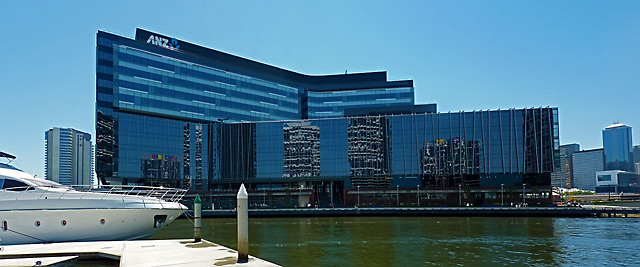 ANZ Docklands Evcco HFT/LSZH Conduit