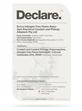 Evcco Delcare label electrical conduit